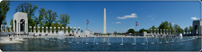 Sightseeing in Washington DC – Dc Tourist Attractions Map